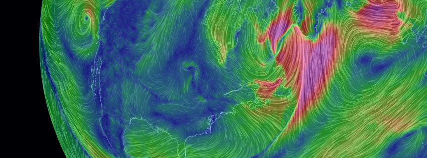 earth wind map